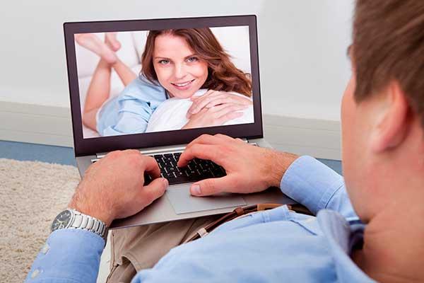 encontrar uma amante pela internet
